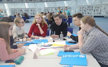 Ресурсный центр молодежных инициатив «Ступени» г.Гомеля