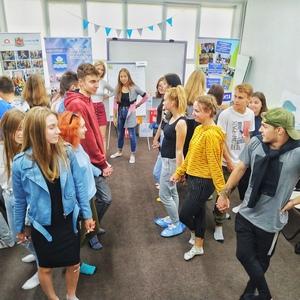 Ресурсный центр молодёжных инициатив «Ступени» г. Новополоцка