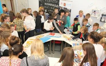 Ресурсный центр молодежных инициатив «Ступени» г.Гродно