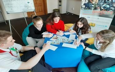 Ресурсный центр молодежных инициатив «Ступени» г.Могилёва