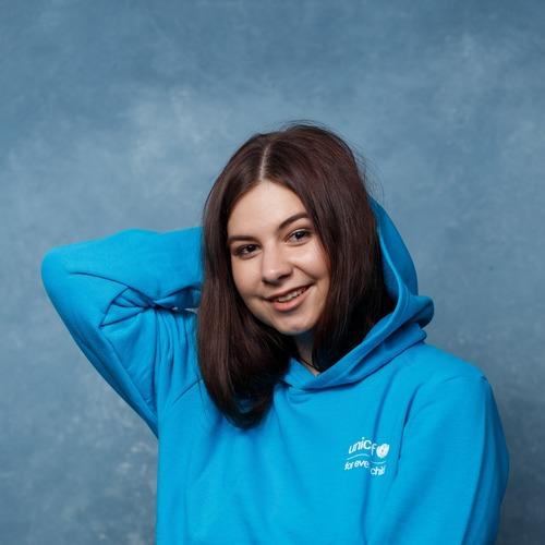 Саша Сукало, студентка, Минск