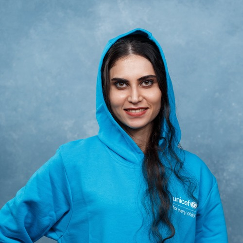 Марджан Зарифиан, аспирантка, Иран